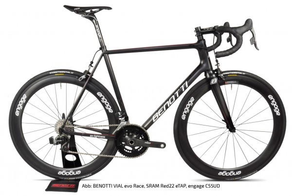 VIAL evo Race, SRAM Red eTAP