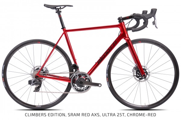 VIAL evo Disc - Climbers Edition, SRAM Red 22
