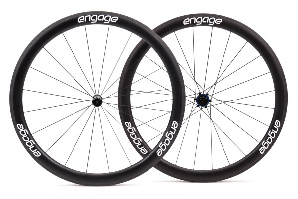 engage 45C SL carbon wheelset