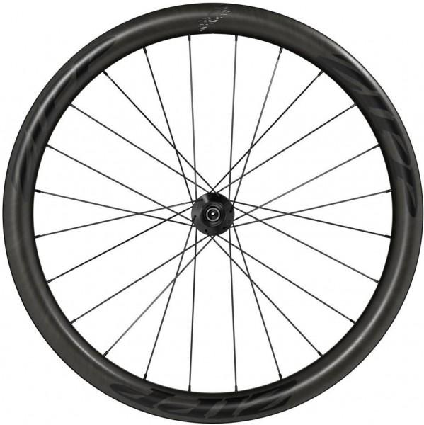 ZIPP 302 Disc Laufrad vorne / Zipp 76D (Centerlock) / schwarz