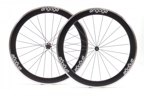 engage H55Carbon Hybridclincher