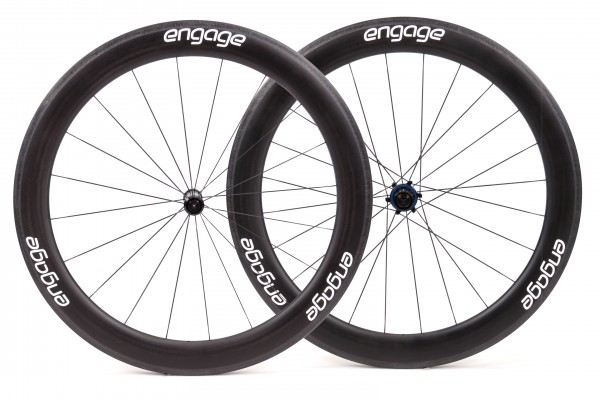 engage 62C SL carbon wheelset
