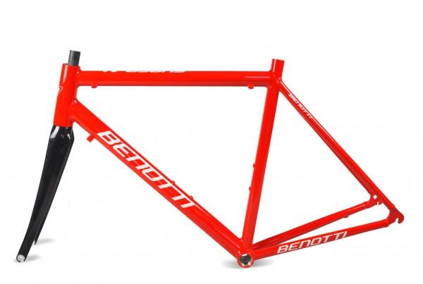 FUOCO AL Rahmen rot