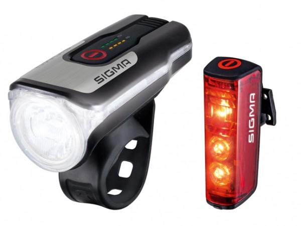 Komplett-Set: SIGMA AURA 80 USB LED / BLAZE