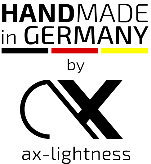 ax-lightness Handmade in Germany