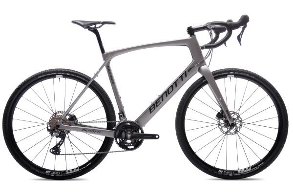FUOCO GRAVEL Carbon, Silver ED GRX RX600 2x11