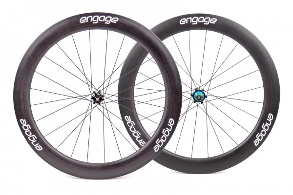 engage 62C Disc SL carbon wheelset