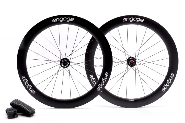 engage 62C Disc carbon wheelset