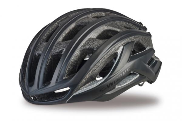 S-Works Prevail II Rennrad-Helm schwarz