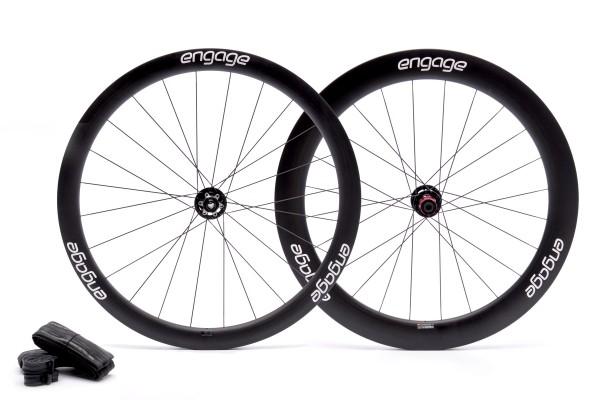 engage 45/62C Disc carbon wheelset