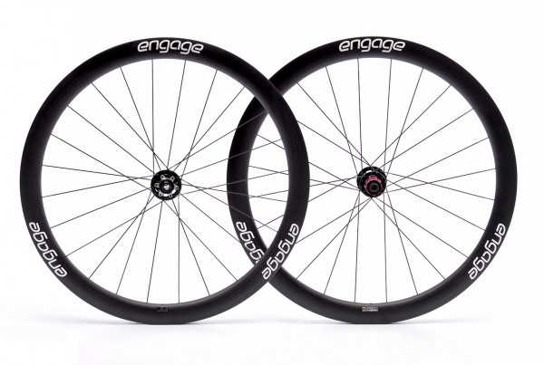 engage 45C Disc SL carbon wheelset