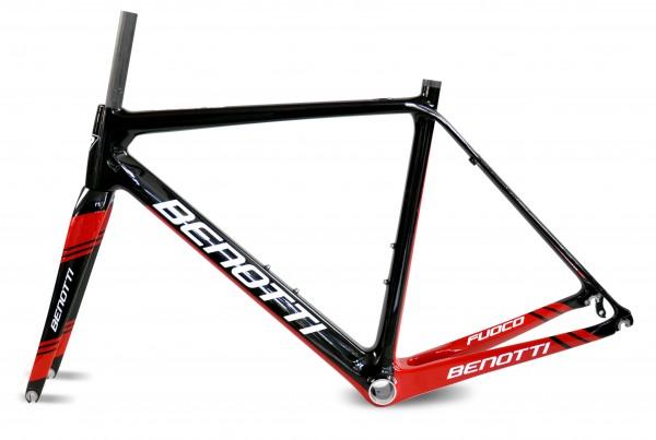 FUOCO Carbon frameset