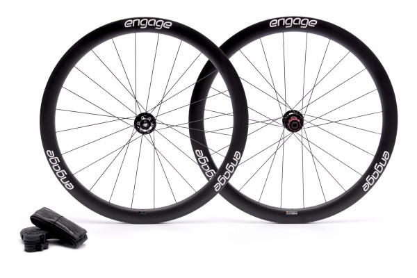 engage 45C Disc carbon wheelset