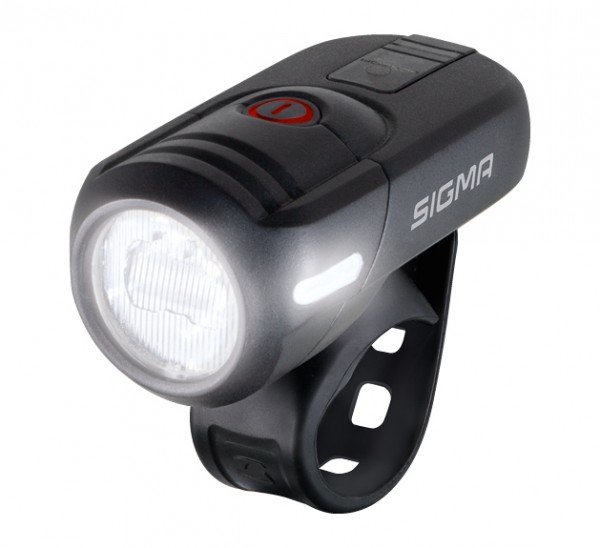 Frontleuchte SIGMA AURA 45 USB LED